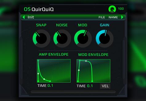 QuirQuiQ – Ocean Swift Synthesis
